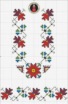 Mini Cross Stitch, Cross Stitch Borders, Cross Stitch Designs, Cross Stitching, Cross Stitch Patterns, Folk Embroidery, Ribbon Embroidery, Bird Crafts, Crochet Cross