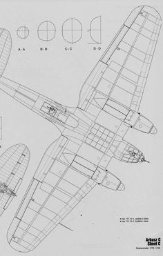 Aircraft Painting, Technical Drawing, Cutaway, Ww2, Planes, Paintings, Airplanes, Paint, Morning Suits