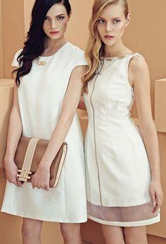 Белые Платья Для Лета 2014 Года красивые