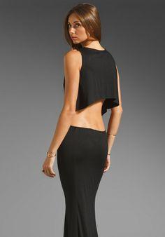 Boulee Cruz Open Back Maxi Dress on shopstyle.com