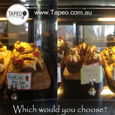 Which would you choose? #ricotta & #berry #cake or #strawberrycake. Write your choice at the comment box below. Visit us at Tapeo 82 Redfern St, Redfern NSW. Check us out at http://www.Tapeo.com.au & follow us on FB http://FB.com.tapeo.au #tapeo #tapeocafe #tapeoredfern #redfern #sydneycafe #sydney #cafe #restaurant