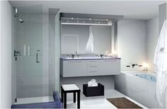 Here are trends to inspire ideas and bring your dream bathroom to life. | Visit http://www.suomenlvis.fi/