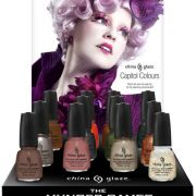"""China Glaze: The Hunger Games """"Capitol Colours"""" Collection!!"""