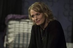 """Promotional Photo for Supernatural episode """"The Foundry"""". Original airdate Pictured: Samantha Smith as Mary Winchester. Photo: Katie Yu/The CW. Sam Winchester, Winchester Supernatural, Supernatural Season 12, Supernatural Episodes, Supernatural Fandom, Mark Sheppard, Jared Padalecki, Misha Collins, Castiel"""