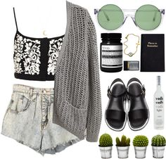 """110. Day Off"" by ass-sass-in ❤ liked on Polyvore"