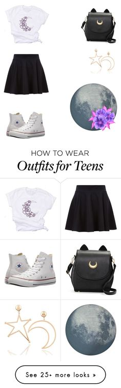 """""""Untitled #59"""" by avalee12 on Polyvore featuring MOROSO and Converse"""