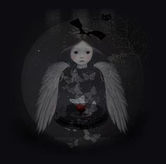 Louise Robinson (Art & Ghosts)