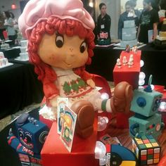 Amazing cake from Cake Revolution at Cake Fest 2015 in Lafayette, LA