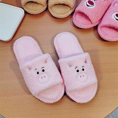 Kid Open Toe Slippers Cool Dog Soft Sandals Teen Casual Shoes Indoor Babouche Girls Boys