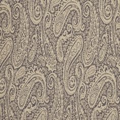 Upholstery Fabrics - Paisley - Crystal Springs Pacific by Robert Allen Upholstery Fabric
