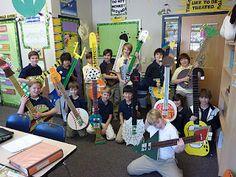 The Calvert Canvas: Adventures in Middle School Art!: Art Rocks!