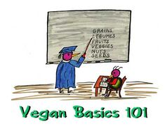 Vegan Basics 101