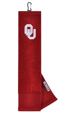 Oklahoma Sooners Face/Club Embroidered Towel * You can get more details by clicking on the image.