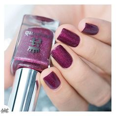 LET ME IN by @pshiiit_polish extraordinary Camille! First stunning swatch of the new collection ❤️❤️