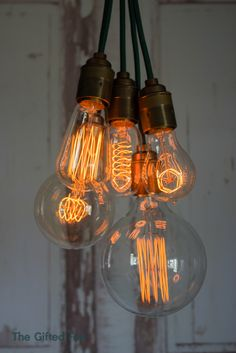 What a stunning effect! #lightbulb #bulb #filamentlightbulb #edison