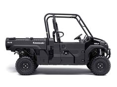"New 2017 Kawasaki Mule PRO-FXâ""¢ ATVs For Sale in Florida. Whether you're loading up a pallet of feed or heading out on a hunt, the Mule PRO-FXâ""¢ Side x Side has the versatility, power, and long lasting durability to make quick work of it—over and over again. Massive cargo bed can fit a standard size 40 x 48 pallet with the tailgate closed and up to 1,000 lbs. of cargo capacity Powerful 812 cc three-cylinder engine with massive torque, impressive pulling power, and smooth acceleration…"