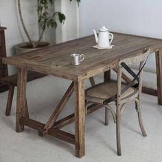 TYPHUS JUNK WOOD TABLE チフス ジャンクウッド テーブル - ノットアンティークスのテーブル通販 | リグナ東京