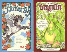@Heather Duncan, your post about books for kids with the message that it's ok to be different reminded me of these Serendipity books I used to read.