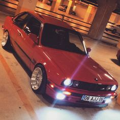 '91 BMW E30 318is | Flickr - Photo Sharing!