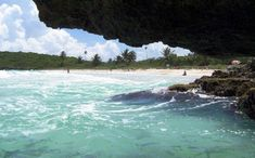Navio Beach on the Island of Vieques Puerto Rico