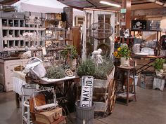 Garden show 2011 003 by monticelloantiques, via Flickr
