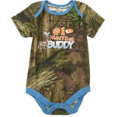 camo baby boy clothes | Newborn Boys' Camo Creepers: Baby Clothing : Walmart.com my baby will for sure need this.