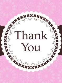 Frilly Lace Thank You Card Emotions Are Delicate Things That Require Careful Handling Those