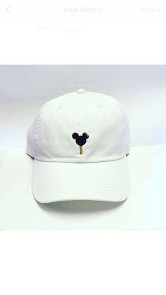 Mickey Ice Cream Bar Baseball hat Disney World Disneyland dad hat- Adult  Size-Monogramming available! 93a9248da224