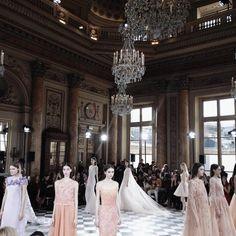 Pastel Elegance at Paris Fashion Week   ZsaZsa Bellagio - Like No Other
