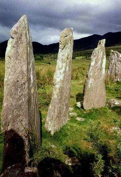 Ardgroom Outward stone circle, Co. Cork (photograph by Tina Negus)