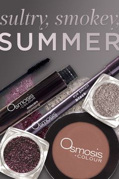 Add some sizzle to your summer look with our latest Sultry Smokey Eye. With minimal products, this makeup tutorial lets you spice it up without having to pile it on! Watch our video for the full tutorial.