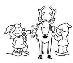 christmas eve coloring pages | 33 Best Christmas Eve images | Coloring pages, Christmas ...