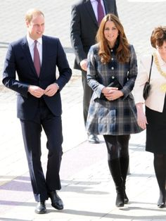 Kate Middleton & Prince William Already Planning Baby # 2