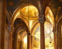israel-church-interior