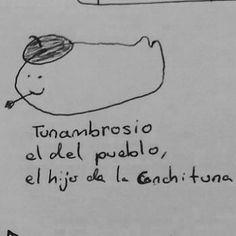 Tunambrosio �� este finde Tuna no ha podido volver al pueblo porque tiene trabajos en grupo que hacer :( así que ha venido su primo Tunambrosio a la ciudad! Qué sí, Tunambrosio, el de la tía Conchituna... • #tuna #tunadepueblo #pueblo #ambrosio #primo #hastraídolostuppersdemamatuna? #drawing #ETSAM http://misstagram.com/ipost/1615194014859254365/?code=BZqUmYbBdpd