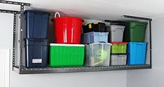 MonsterRAX  2x8 Overhead Garage Storage Rack 1833 *** Details can be found by clicking on the image.