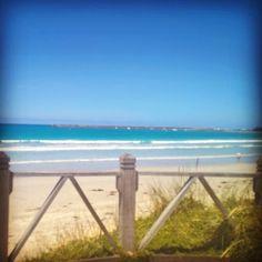 Pretty good for a Monday. #summer #lunchbreak #sun #beach #Warrnambool by carlymaree1982