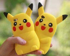3D Cartoon Samsung Galaxy J2 J3 J5 J7 Pikachue Soft Silicone Cover For Samsung…