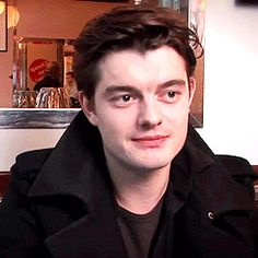 Under the cut you will find hq gifs of the beautiful Sam Riley, as requested by anonymous. Sam is best known for his amazing acting career, mostly as Diaval in Maleficent. Sleeping Beauty 2014, Alexandra Maria Lara, Sam Riley, Pride And Prejudice And Zombies, Love Sam, Mr Darcy, Lily James, British Actors, Maleficent