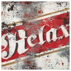Rodney White Art - Relax