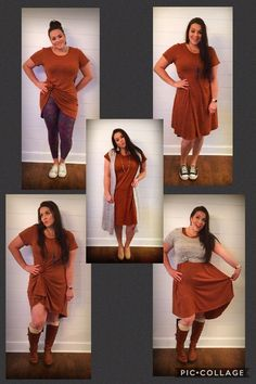 So many ways to wear a LuLaRoe Carly! https://www.facebook.com/groups/txroegirls/