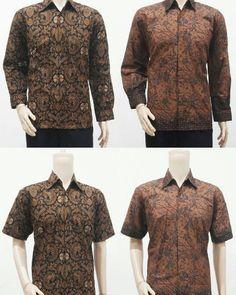 Pin by Batik Bagoes Solo on Kemeja Batik Pria  Pinterest  Model
