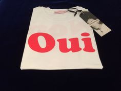 Image of Oui & Non T-shirt
