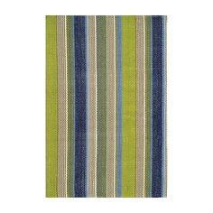 Found it at AllModern - Hand Woven Green/Blue Indoor/Outdoor Area Rug