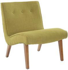 Safavieh Mandell Slipper Chair & Reviews | Wayfair