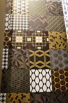 Azulejos estampados - Decor Tiles