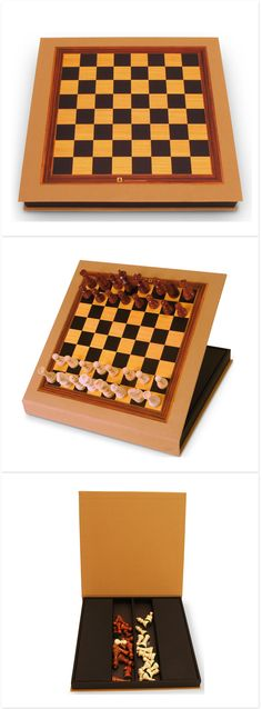 Pico Pao - Magnetic chess set