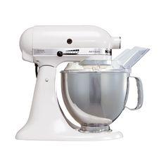 Artisan Köksmaskin Vit, KitchenAid Länken funkar inte, men det är en vit jag önskar oss :)