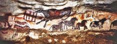 Lascaux Caves, France - 17,300 years old