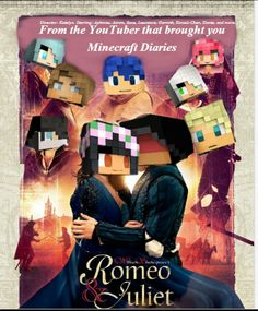 Why Aaron is Romeo? *thinking and understanding*Oh.....right...he....he is dead....*crying*